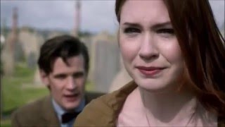 Doctor Who - The Angels take Manhattan - Amy and Rory's death