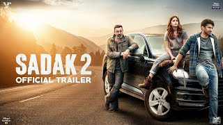 Sadak 2 | Official Trailer | Sanjay | Pooja | Alia | Aditya | Jisshu | Mahesh Bhatt | 28 Aug  IMAGES, GIF, ANIMATED GIF, WALLPAPER, STICKER FOR WHATSAPP & FACEBOOK