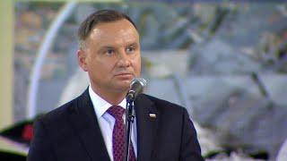 Prezydent Duda: Nie będą nam w obcych językach narzucali, jaki ustrój mamy mieć w Polsce