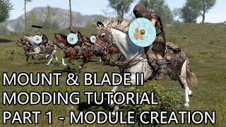 Create a Mod in Mount and Blade II Bannerlord - Module Setup