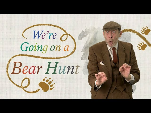 🐻 We're Going On a Bear Hunt 🐻| BOOK | Kids' Poems and Stories With Michael Rosen