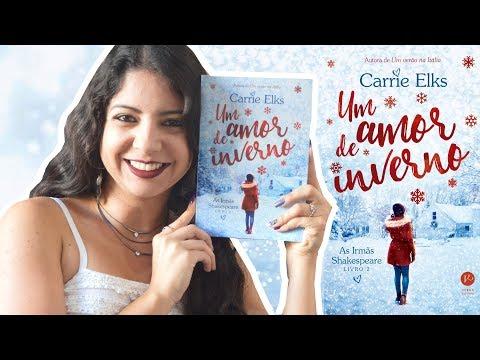 ROMANCE FOFURINHA: UM AMOR DE INVERNO, DE CARRIE ELKS