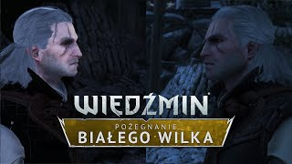 The Witcher Farewell of the White Wolf - Graphic comparison 2018 vs 2020