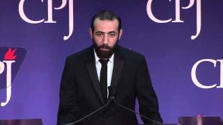 Raqqa is Being Slaughtered Silently 2015 IPFA Acceptance Speech