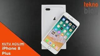 iPhone 8 Plus Kutu Açılımı: Kablosuz şarj özelliğini de test ettik - dooclip.me