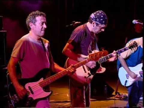 La Mississippi video Tres palabras - San Pedro Rock II / Argentina 2004