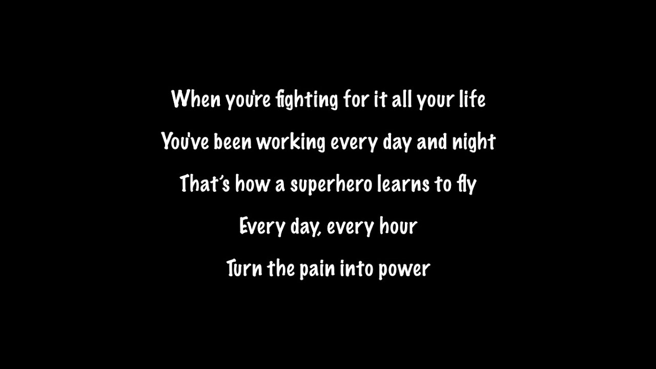 the script superheroes mp3 song free download