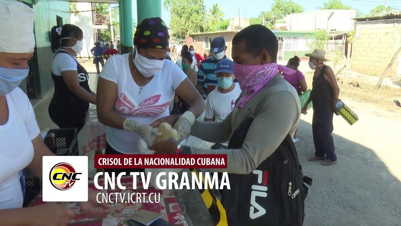 Acercan productos a las comunidades en Granma