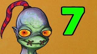 ШРАЙКУЛ - НОВАЯ СУПЕР СИЛА ЭЙБА | Oddworld: New 'n' Tasty #7