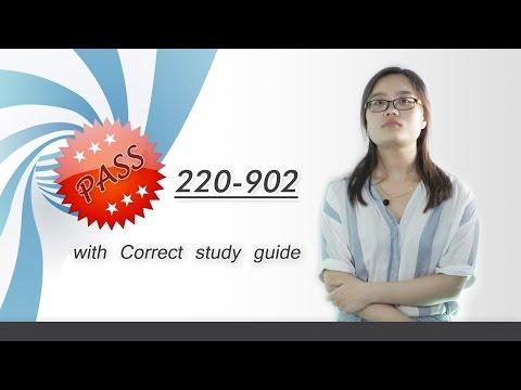 [Testpassport] Tips: How to pass 220-902 CompTIA A+ certification exam