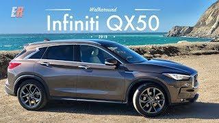 2019 Infiniti QX50 2.0 VCT - First Drive Impressions | Kholo.pk