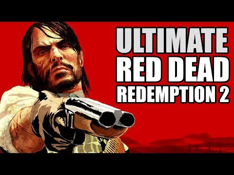 Ultimate Red Dead Redemption 2 ( videogamedunkey )