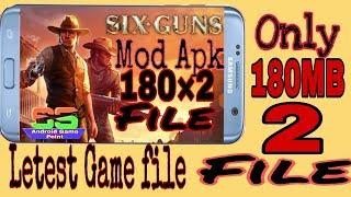 six guns apk mod 2.9.1f