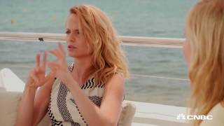 Cannes Lions: Tania talks fame, feminism and fair pay with Hollywood's Alicia Silverstone and Me