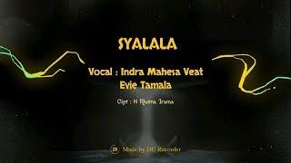 Gambar cover Syalala (Indra Mahesa veat Evie Tamala)