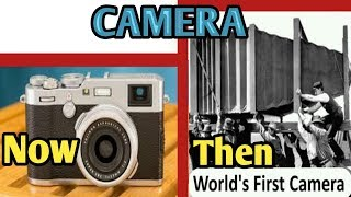 19 Historical photos of World's first things ever created || You will be amazed!!!