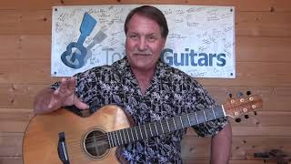 Soldiers by James Taylor - Guitar Lesson