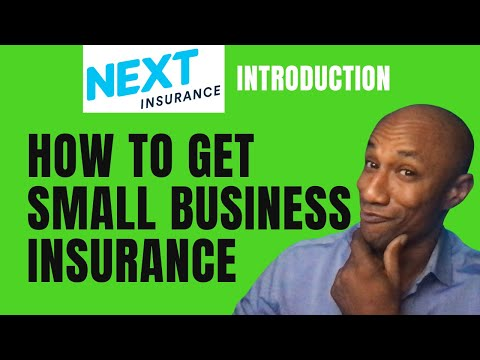 , title : 'Small Business General Liability Insurance for 2021 - Next Insurance Overview / How to Get Insurance