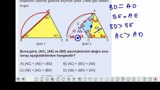 Eğitim Vadisi TYT Geometri 2.Föy Üçgenler Konu Anlatım Videoları