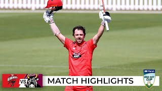 Head makes history as Redbacks break long drought | Marsh One-Day Cup 2021-22
