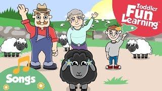 Baa Baa Black Sheep | Children Songs