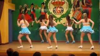 Daddy Yankee.- La despedida ( Baile en A. A. G.)