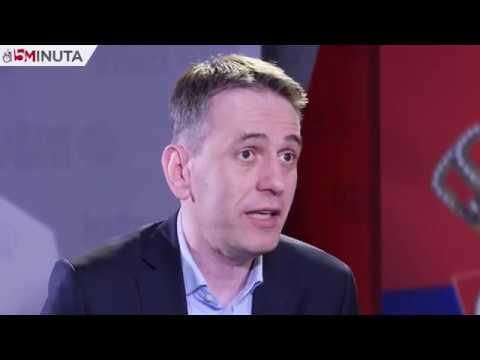 Radulović: Imamo sličan referendum kao 5. oktobr