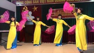 preview picture of video 'Múa Quạt - Top Múa Giáo Viên Mầm Non Ánh Dương'
