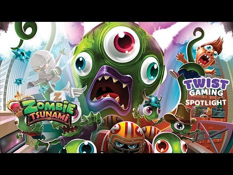 Spotlight: Zombie Tsunami - First Impression