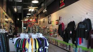 C-ment Skate Shop promo commercial