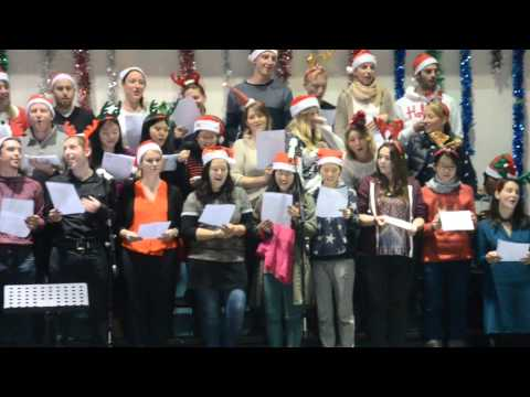 Primary Christmas Sing-Song