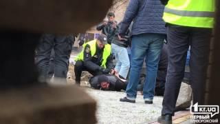 Участники ДТП в Кривом Роге препятствуют работе патрульных   1kr.ua