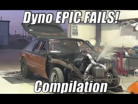 **NEW DYNO SUPERCAR FAIL IDIOT COMPILATION 2017** Supercar Dyno Fails 2017 ENJOY!!!!