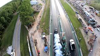 First time at ORP with a Drone. Chase Footage of 660 Arm Drop, Chase is a Race
