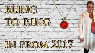 Ask Yana - Bling To Ring In Prom 2017