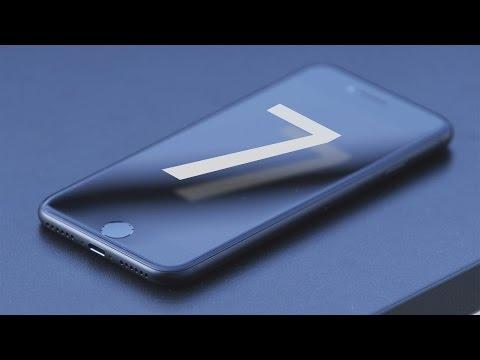 Смартфон Apple iPhone 7 128Gb розовое золото - Видео