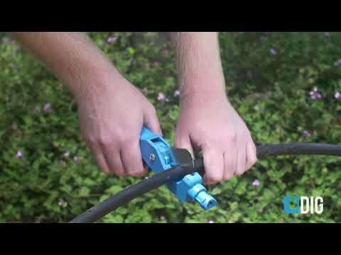 Drip Irrigation Basics