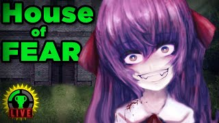 Beware the WITCH!   The Witch's House MV (Scary Game)