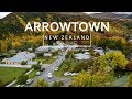 Arrowtown - Autumn Paradise of New Zealand | DJI Spark Drone Footage