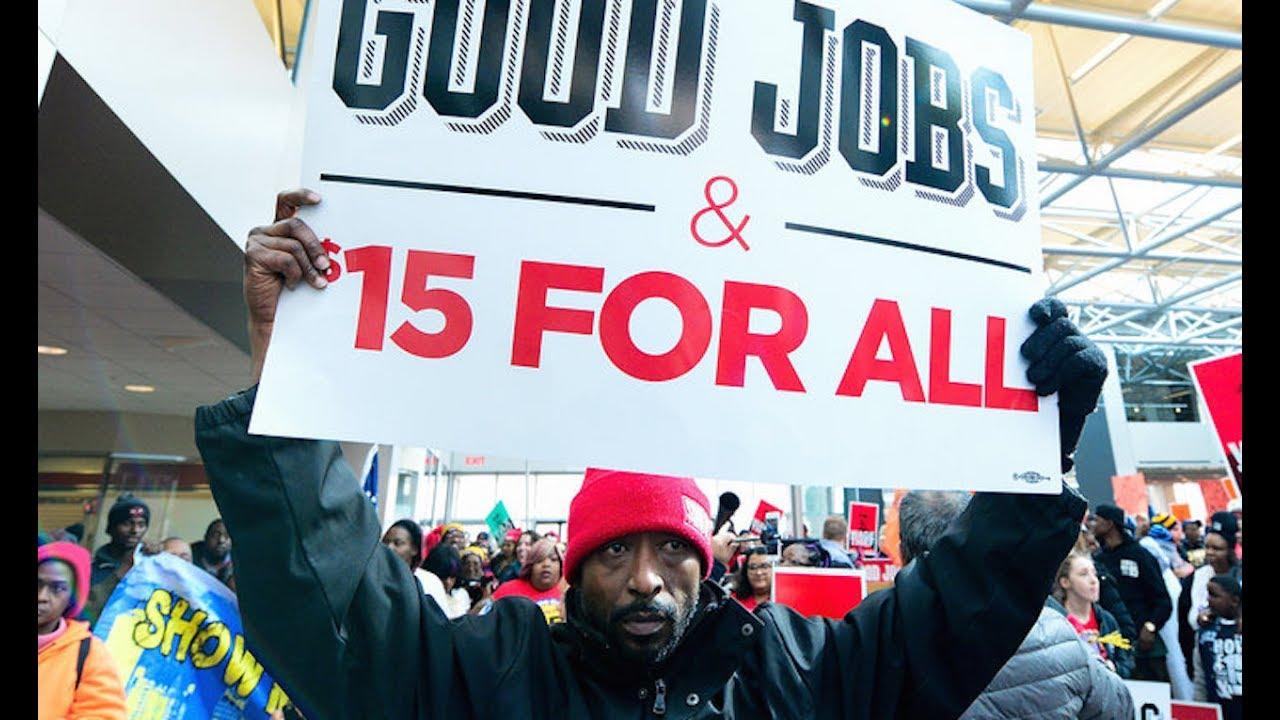 Cities Raise Minimum Wage, State Republicans Block thumbnail
