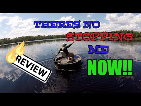 The ULTIMATE Fishing Machine!! Roundabout Boat Review!! (AMAZING)
