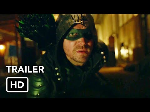 TV Trailer: Arrow Season 6 (0)