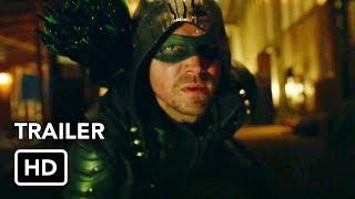 Фильмы и Сериалы, Стрела Season 6 Comic-Con Trailer