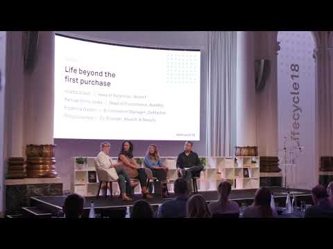 Retention marketing panel: Life beyond the first purchase