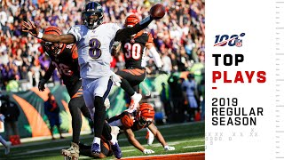 Top Plays of the 2019 Regular Season   NFL Highlights