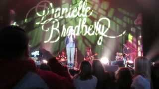 "Danielle Bradbery ""Talk About Love"""