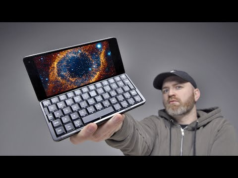 Is It A Smartphone Or Is It A Laptop?