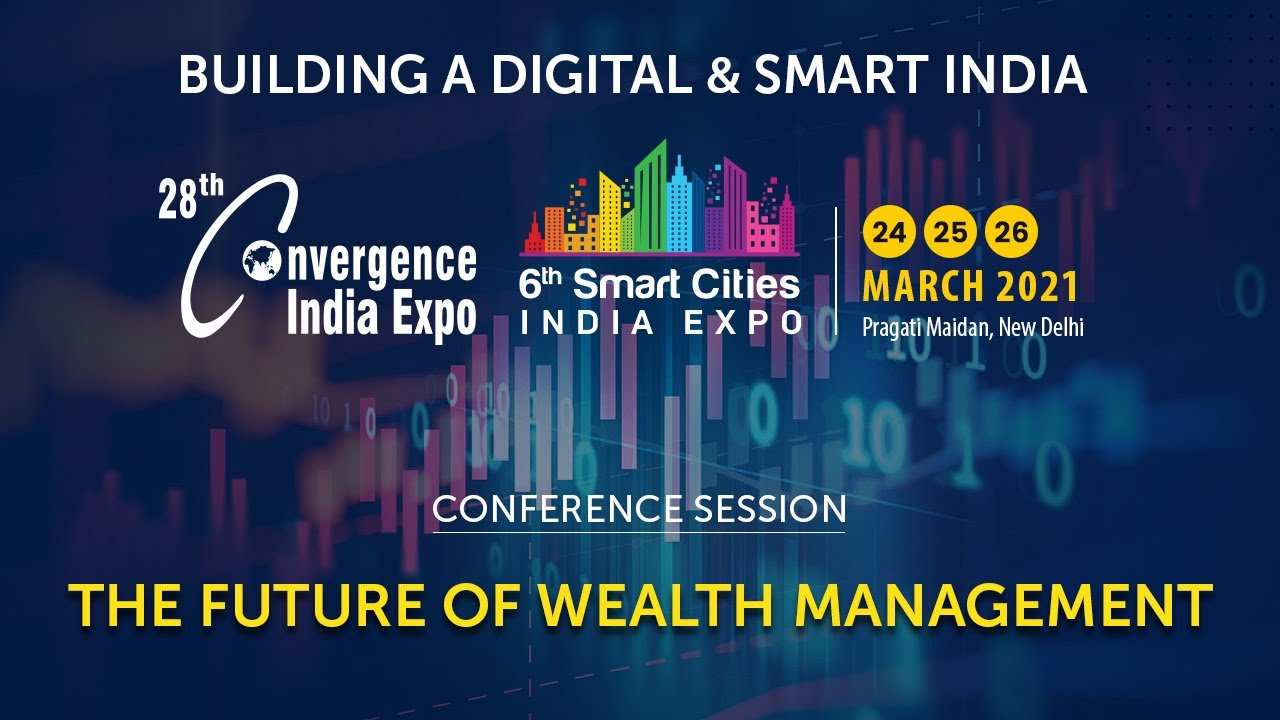 Conference Session on The Future of Wealth Management