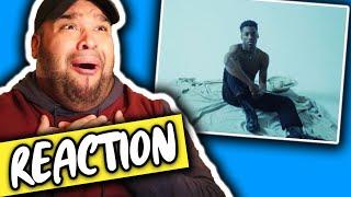 Giveon - LIKE I WANT YOU (Music Video) REACTION