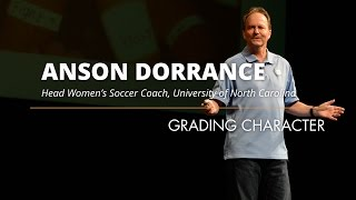 What drives winning – Anson Dorrance